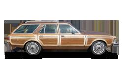 Chrysler LeBaron универсал 1977-1981