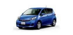 Toyota Ractis 2010-2016