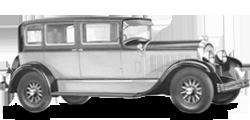 Chrysler Imperial купе 1926-1930