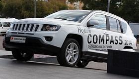 Обновленный Jeep Compass: Работа над ошибками