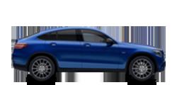 Mercedes-Benz GLC-класс купе 2015-2021 новый кузов комплектации и цены
