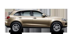 Zotye T600 2016-2021 новый кузов комплектации и цены