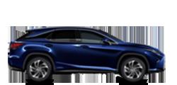 Lexus RX среднеразмерный кроссовер 2015-2021 новый кузов комплектации и цены