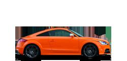 Audi TTS спорткупе 2010-2014