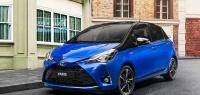 Новую Toyota Yaris назвали самой безопасной машиной
