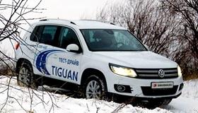 Volkswagen Tiguan: Классный кросс