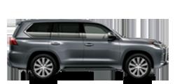 Lexus LX 2015-2021 новый кузов комплектации и цены