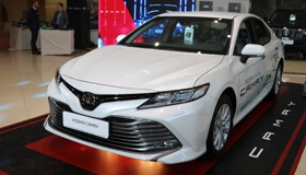 Toyota Camry XV70: возрождение легенды