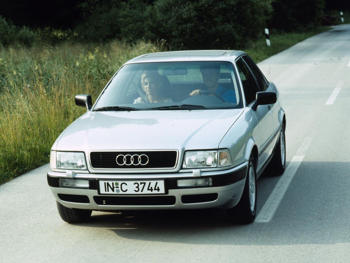 Audi 80 фото