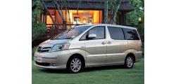 Toyota Alphard 2005-2008