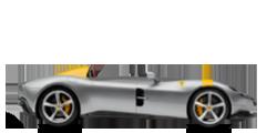 Ferrari Monza SP1 1970-2021 новый кузов комплектации и цены