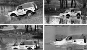 Как инженеры ВАЗа строили плавающий вездеход