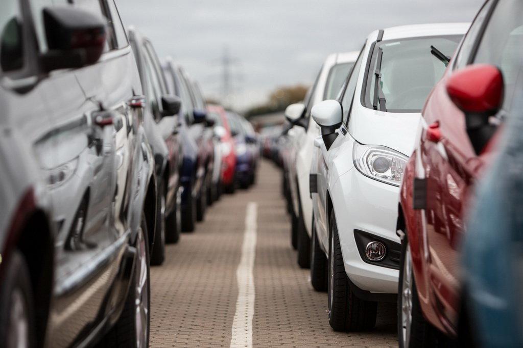 Растет спрос на автомобили