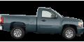 Chevrolet Silverado Extended cab - лого