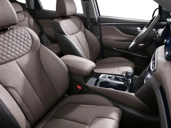 Hyundai Santa Fe фото