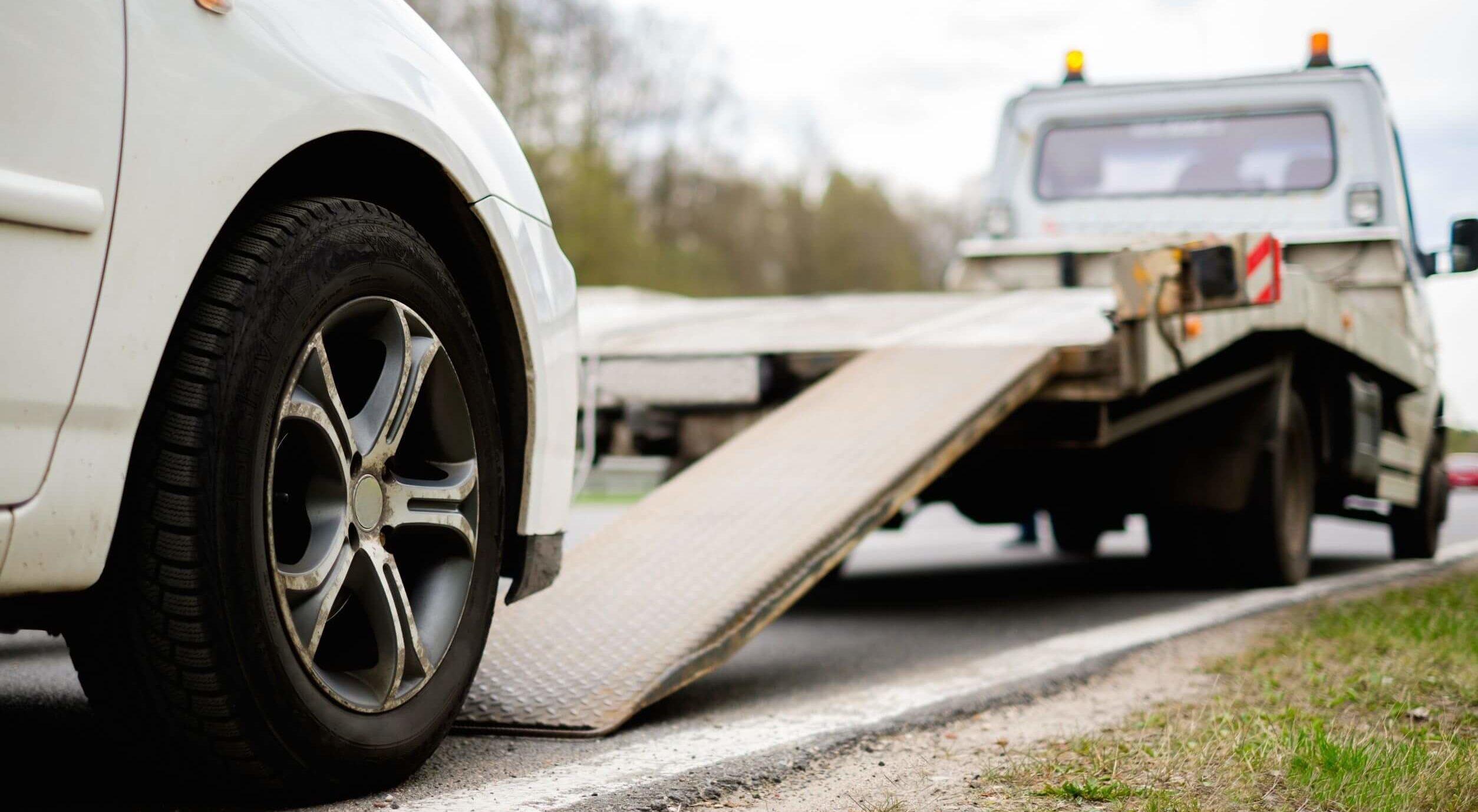 Статистика тех помощи на дорогах